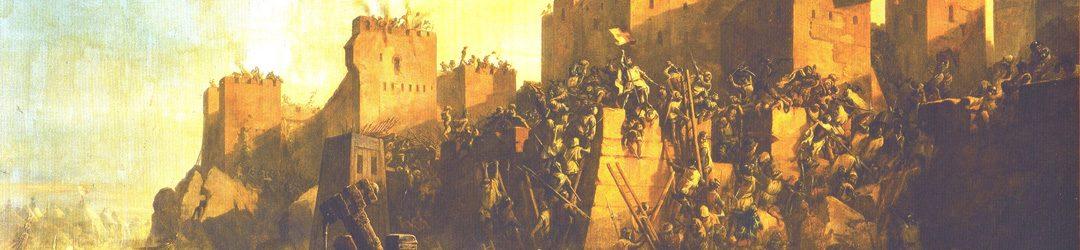 Die Erstürmung von Jerusalem