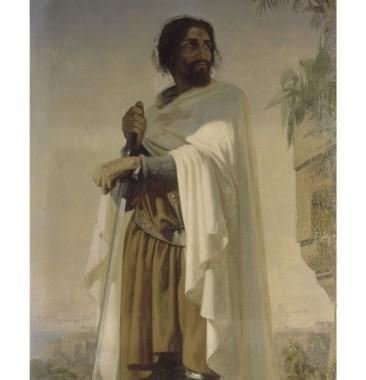 Tempelritter und Großprior Hugues de Payens
