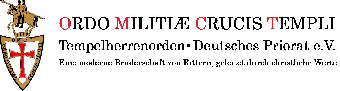 OMCT Tempelherrenorden, Deutsches Priorat e.V.